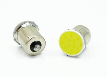 Automotive LED bulb BA15S 24-chip COB