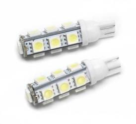 Bulb LED Car T10 W5W 13 SMD 5050