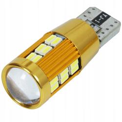 Bulb LED Car T10 W5W 30 SMD 3014