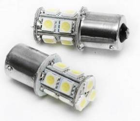 Car LED Bulb BA15S 13 SMD 5050