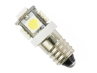 Car LED bulb E10 5 SMD 5050 12V