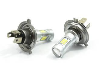 Car LED bulb H4 21 SMD 2835