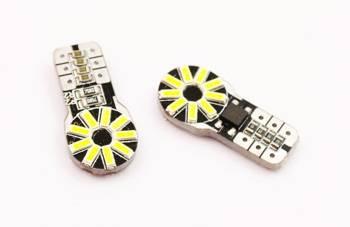 Car LED bulb W5W T10 4014 18 SMD CAN BUS