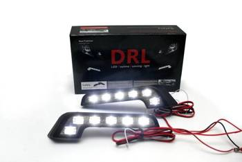 DRL 09 | Lights LED daytime | Mercedes