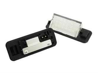 LHLP010S28 LED license plate illumination BMW E36 (92-98)