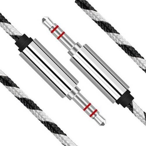 AB-1.5-1.5M | Cable Mini Jack 1.5M | Stiffened joints | 5 colors