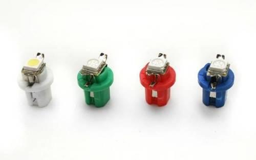 Automotive LED bulb T5 R5 8.5D 1 SMD 5050