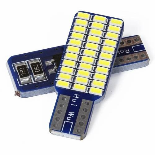Bulb LED Car T10 W5W 33 SMD 3014