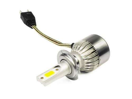 C6 H7 LED bulb Bridgelux COB ™ 3800 lm - 1 piece - Version Motorcycle