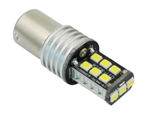 Car LED Bulb BA15S 15 SMD 2835
