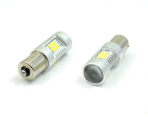 Car LED Bulb BA15S 21 SMD 2835