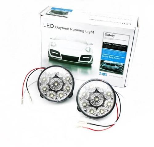 DRL 04 | Lights LED daytime | round  70 mm