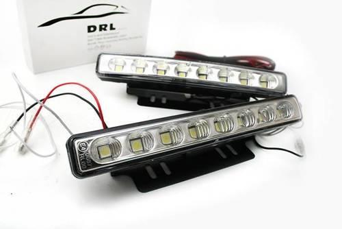 DRL 08   Lights LED daytime   SMD 5050