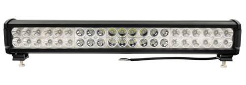 LB-126W-C | Work Light 42 X 3W rectangular 126W Combo