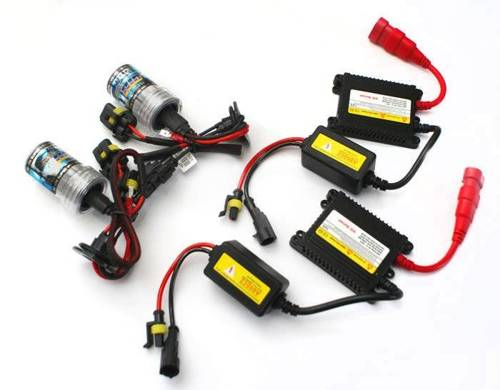 Lighting set xenon HB5 S / L DC HID SLIM