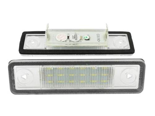 PZD0059 LED license plate light Opel Omega, Vectra, Tigra, Signum