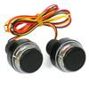 2in1 Motorcycle Lamps   turn signals and daytime running lights   DUAL COLOR