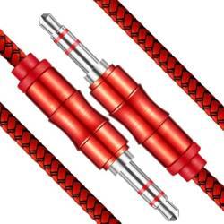 AB-1-1.5m | Kabel-Mini-Buchse 1.5M - 5 Farben