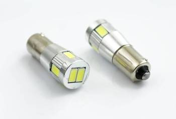 Auto-LED-Lampe BA9S 10 SMD 5630 POWER-CAN-BUS