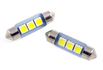 Auto-LED-Lampe C5W 3 SMD 5050