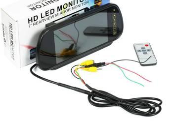 "Monitor 7"" PZ707 TFT LCD 7"" 12V"