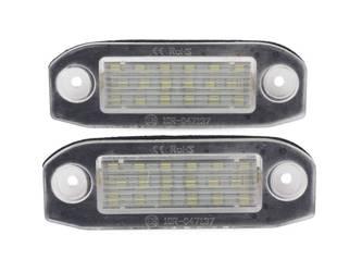 PZD0073 | Kennzeichenbeleuchtung LED VOLVO C30 S40 S60 S80 V50 V70 XC60 XC70 XC90