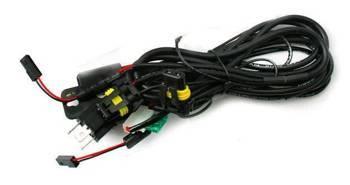 H4 BiXenon Motorrad- Kabelbaum