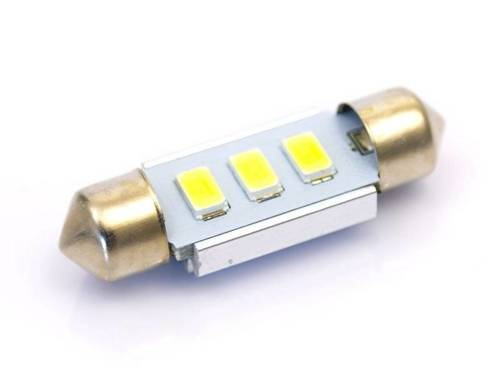 Auto-LED-Lampe C5W 3 5630 SMD CAN BUS