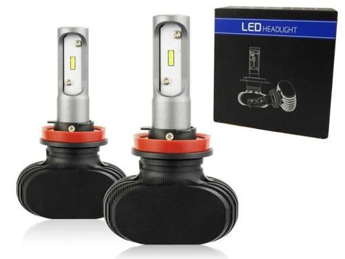 Eine Reihe von LED-Lampen CSP H9 H11 50W 8000 lm