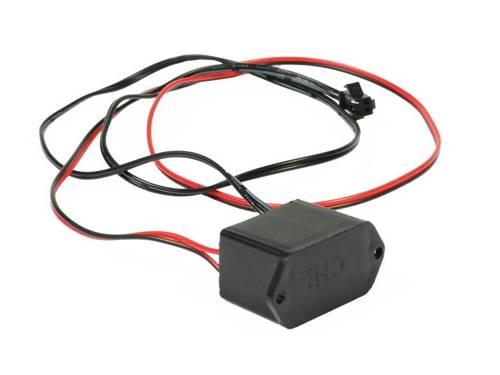 Inverter / Konverter Faser Ambient Light El Draht