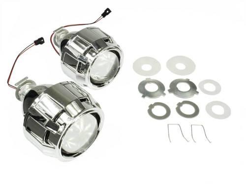 Kit-Objektive mit Adapter und Kühlergrill Apollo