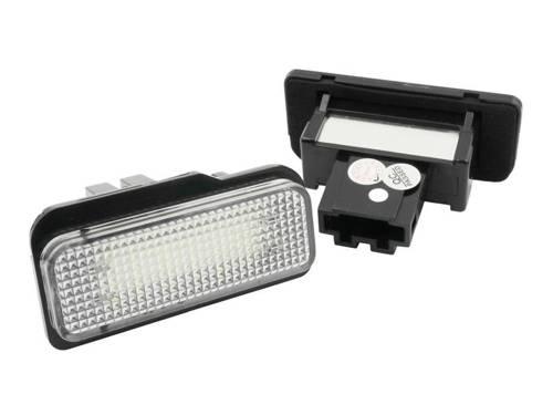 LP007S28 Hintergrundbeleuchtung LED-Kennzeichen Mercedes W203, W211, W219
