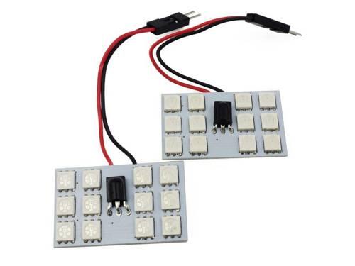 RGB SMD LED Panel 12 SMD 5050