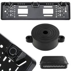 ADP-808-3   Czujniki parkowania w ramce tablicy rejestracyjnej z sygnałem akustycznym Buzzer