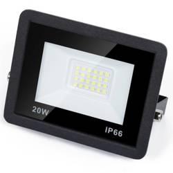 BL-20W-Black   Naświetlacz LED 20W   1900 lm   210-230V