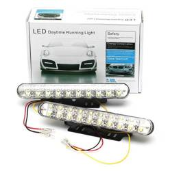 DRL 06 | Światła LED do jazdy dziennej z kierunkowskazem