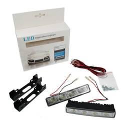 DRL 14 PREMIUM | Światła HIGH POWER LED do jazdy dziennej | najmniejsze