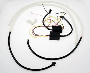 DRL 16 PREMIUM | Światła LED do jazdy dziennej | elastyczne | LED Stripe Lights