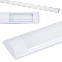 IFX-36W-120 | Panel sufitowy LED 36W 120 cm | Natynkowy panel CCD niemrugający