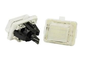 LP013S28 Podświetlenie tablicy rejestracyjnej LED Mercedes W204, W212, W216, W221