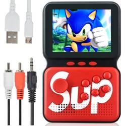 M3 | Konsola przenośna SUP PRO GAME BOX | 5 platform - NES, GBA, MD, MAME, SFC