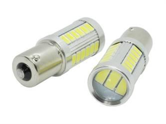 Żarówka samochodowa LED BA15S 33 SMD 5630