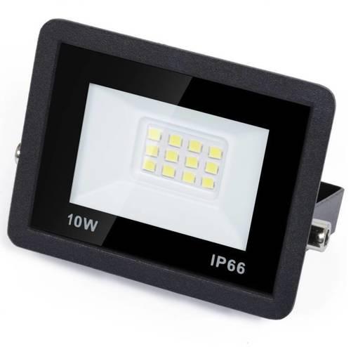 BL-10W-Black | Naświetlacz LED 10W | 950 lm | 210-230V