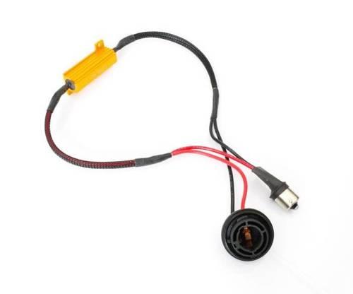 D-50W-8-BAU15S   Filtr LED CAN BUS 50W 8Ω - oprawka PY21W / Bau15S