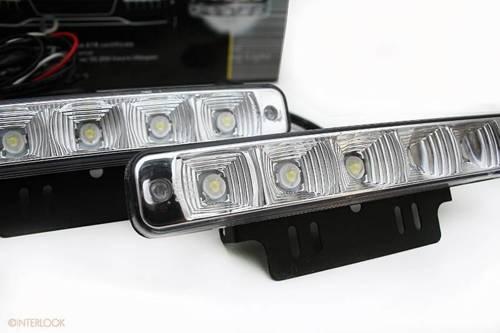 DRL 03 PREMIUM | Światła HIGH POWER LED do jazdy dziennej