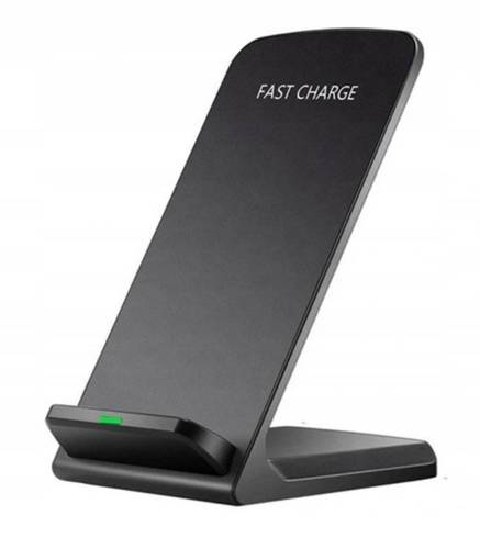N700-Black   Ładowarka indukcyjna Fast Charge QI 15W