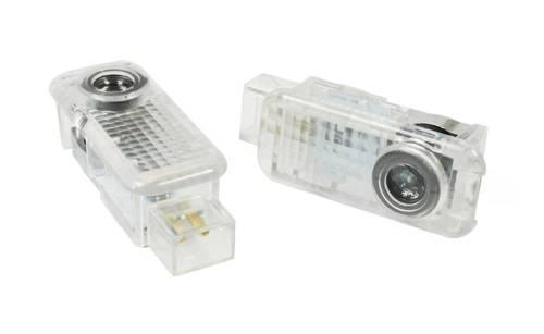 PMC-S4 LED LOGO Projektor dedykowany SKODA