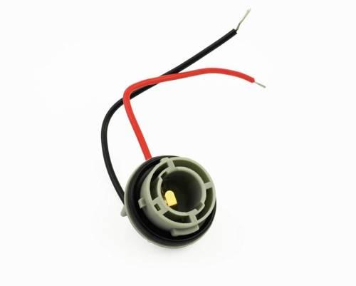 Przewód zasilający z gniazdem / oprawką P21W Ba15s