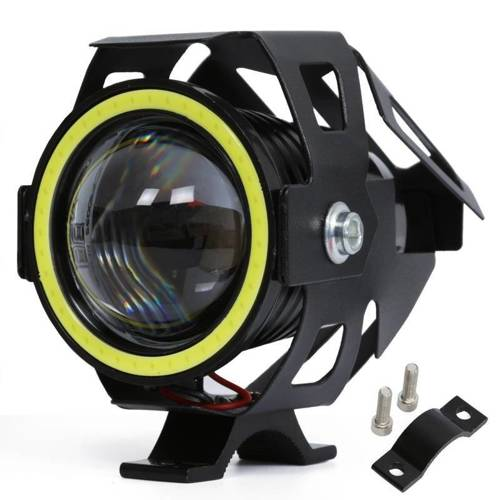 U7S | Halogen LED CREE U7S ze zintegrowanym Ringiem LED COB