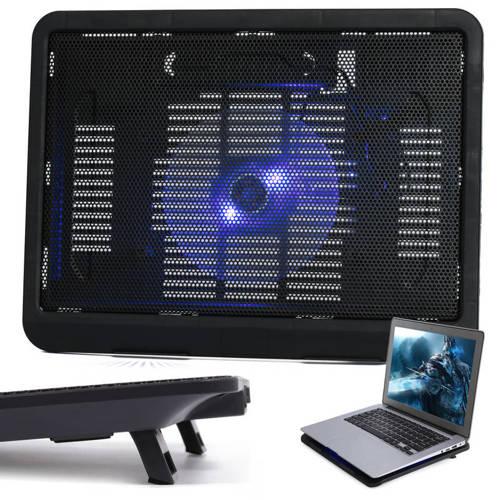 V19 | Podkładka chłodząca - podstawka pod laptopa 9-12'' | Single 120mm